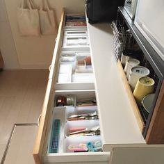 キッチン収納術まとめ☆スッキリお洒落なキッチンをご紹介!   folk