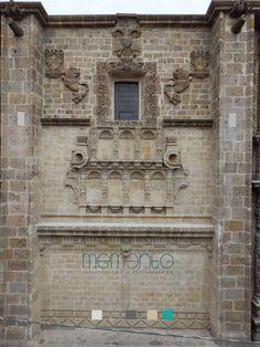 Trabajos realizados al templo de Santa Mónica obra de Memento Conservación Restauración   Descubre más en: http://www.descubrecentrogdl.com/mi-centro/item/79-el-templo-de-santa-mónica