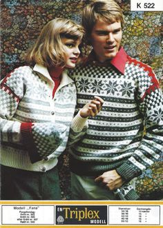 Fana k 522 Knitting Projects, Knitting Patterns, Jumpers, Norway, Christmas Sweaters, Hands, Colour, Heart, Tips
