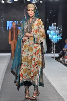 4bb2a8cb74 The Chibhali Bridal Collection 2012 by Nida Azwer | Fashion Pakistan, Pakistani  Fashion, Pakistani