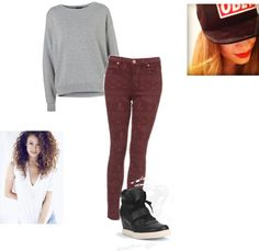 """""""Danielle Peazer Inspired"""" by eleanor-calder-inspired-outfits ❤ liked on Polyvore"""