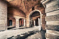 Lucca - Porta S. Pietro hdr, via Flickr.