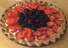 Fruit Tart #4thofJuly
