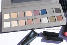 This just in! Preview LORAC's highly anticipated #PROPalette2 with @Danielle Gray!