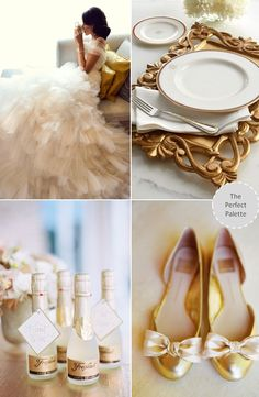 Gorgeous Gold: Sophisticated Elegance