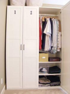 Superb another ikea closet idea