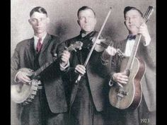 Charlie Poole And The North Carolina Ramblers-The Girl I Left In Sunny Tennessee - YouTube