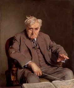 Ralph Vaughan Williams OM 12 October 1872 – 26 August 1958) was an English composer of symphonies, chamber music, opera, choral music, and film scores. He was also a collector of English folk music and song which influenced his editorial approach to the English Hymnal, beginning in 1904, containing many folk song arrangements set as hymn tunes, in addition to several original compositions.