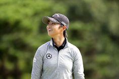 「(女子オープンは)1年を通してみると特別な試合ですね」|日本女子オープンゴルフ選手権競技 2日目 柏原 明日架 <Photo:Chung Sung-Jun/Getty Images>