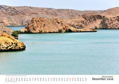 Calm bay near As Sifah