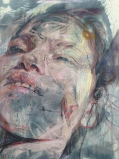 For the first London Jenny Saville exhibition, Gagosian Gallery shed a new light on the practice of the prolific contemporary figure painter Jenny Saville Paintings, Gagosian Gallery, Glasgow School Of Art, Albrecht Durer, Museum Exhibition, Portrait Art, Portrait Images, Life Drawing, Figure Painting