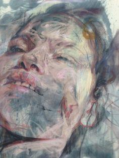 JENNY SAVILLE http://www.widewalls.ch/artist/jenny-saville/ #contemporary #art…