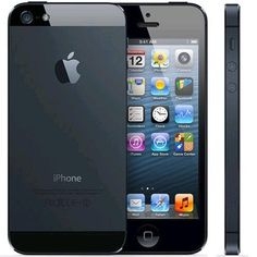 Buy Straight Talk iPhone 5 Prepaid Cell Phone, 16 GB, Black REFURBISHED for 159.99 USD | Reusell