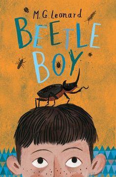 """Beetle Boy"", illustrated by Júlia Sardà"