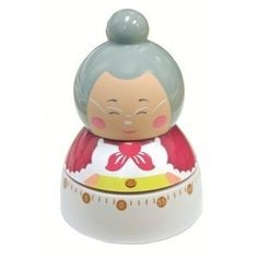 Granny Ol' Timer Lady Grandma Alarm 60 Minute Minutes Old Gran Kitchen Time Quirky Gifts, Love Gifts, Unique Gifts, Pomodoro Technique Timer, Quirky Kitchen, Awesome Kitchen, Kitchen Stuff, Kitchen Things, Kitchen Timers
