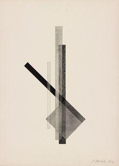 Moholy-Nagy Laszlo 1923 Constructions 6c - László Moholy-Nagy - Monoskop