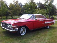 1960 Chevrolet Impala 2 Door Hardtop