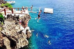 Boracay island philippines, Beautiful beach and cliff diving at ariels point in boracay island Visit Philippines, Philippines Travel, Vacation Places, Vacation Spots, Places To Travel, Vacations, Travel Destinations, Turismo, Picasa