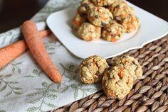 Healthy Carrot Cake Raisin Cookies