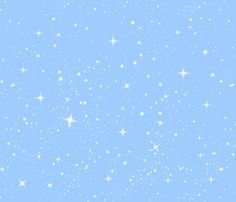 Starry Sky  fabric by darksstars on Spoonflower - custom fabric
