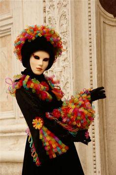 Venezia Carnevale 2012 - Italien - Fotos