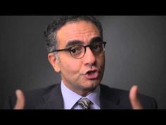 Fadi Chehadé, President and CEO of ICANN, talks to Canadians about Internet governance