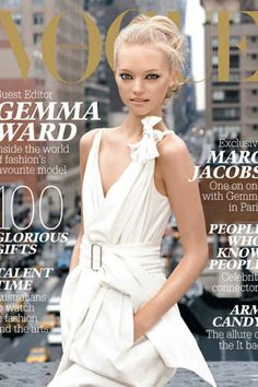 Congratulations – Gemma Ward is expecting