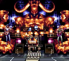 voltage fighter gowcaizer technos arcade psx ps1 playstation neo geo cd fighting games gif animated my gifs gaming videogame retro game pixel art pixels 2d fighter fighting vs   atari5200controller.tumblr.com