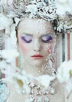 Winter White - Nancy Fina