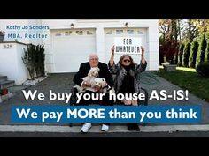 We Buy Houses. Fast & Easy.