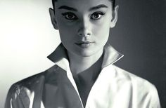 Audrey Hepburn. One of the most beautiful actresses ever