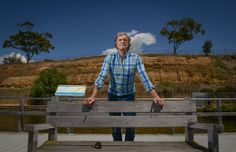 Dr Ray Black, Western Beach, Geelong