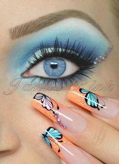 Nail n make up