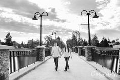 Stanislaus State Engagement Photography