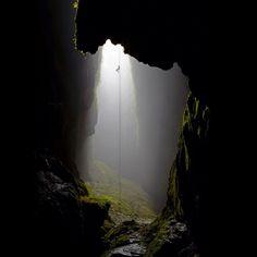 Waitomo Caves in NewZealand