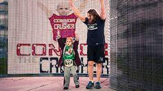 WWE fan Connor Michalek to receive first-ever Warrior Award at 2015 WWE Hall of Fame Induction Ceremony | WWE.com