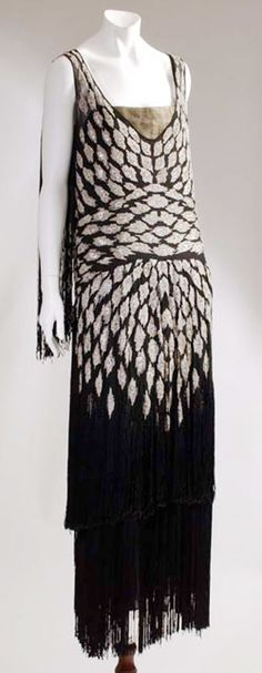 Chanel Dress - 1928 - by Coco Chanel - The Museum at FIT