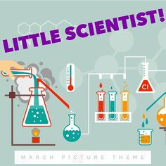 March Picture Book Crate theme: . LITTLE SCIENTIST!⚗️ For MONTHS we have been looking forward to this picture book and theme! Literally months. March's picture book is about a little scientist who needs a little space. When things get too squishy for their science experiments, the scientific method is put to good use to find a solution!  We really want to encourage your little readers to experiment and learn with this crate! Every item enhances the story and motivates your kidd...