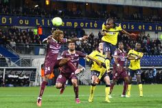 Sochaux v Valenciennes (L1, 2013): Really like Valenciennes' away kit this year and FCSM is a classic