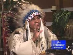 ▶ Native American Spirituality - The Defining Moment Television Talk Show - YouTube