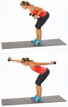 Bat-Wing Exercises | POPSUGAR Fitness