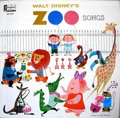 Zoo songs