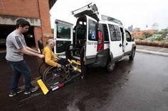 Primeiro táxi acessível para pessoas com deficiência começa a circular em Joinville | Portal PcD On-Line