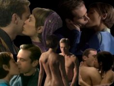 This is awesome! the Trip and T'Pol relationship on Star Trek: Enterprise is one of the many TV pairings that I ship. :)