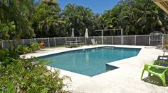 4 BR Palm City Pool Home on 1 Acre - New Price