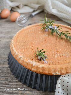 Crostata morbida SAlaTA - Ricette che Passione