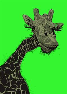 Caricature Gifts, Moose Art, Animals, Animales, Animaux, Animal, Animais