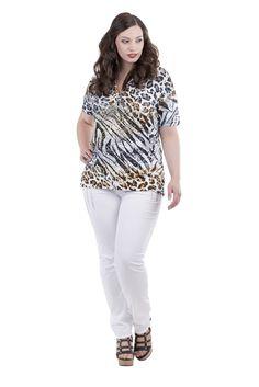"""Shirt """"Summer Safari"""""""