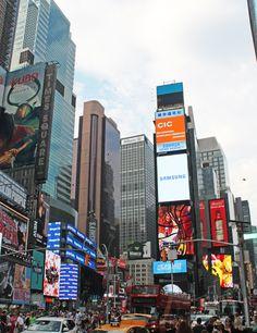 Treurosa: Das solltet ihr in New York unternehmen - Teil II Travel I Travelblog I Travelblogger I travels I Reise I Reisen I Reiseblog I Reiseblogger I reisen I New York I New York City I Times Square