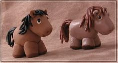 .fondant horse